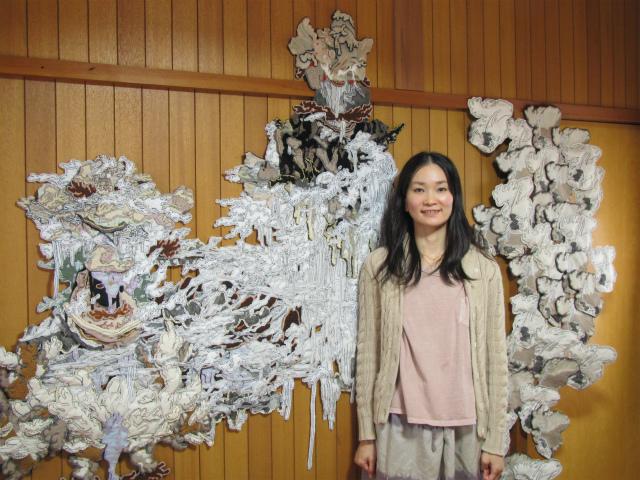 現代美術作家 宮田智加子さん