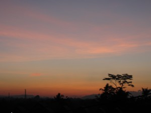 sky before sunrize@bali
