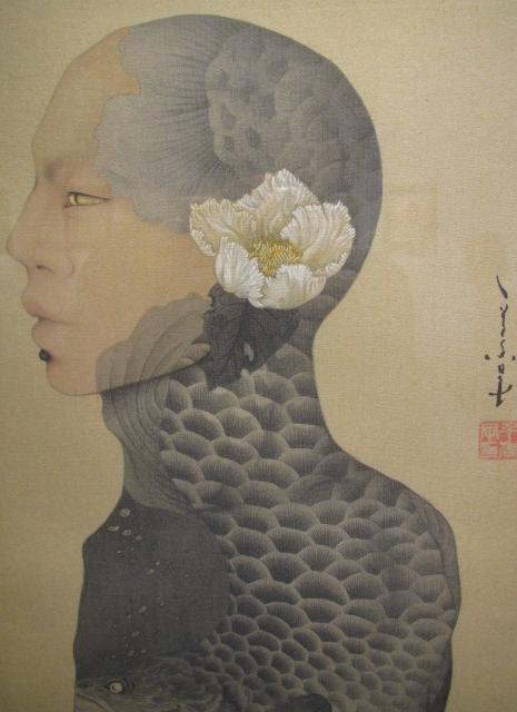 画家 平井千香子さん
