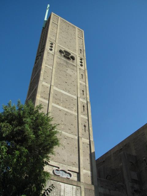 世界平和記念聖堂 パイプオルガンの調べ